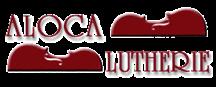 Logo Aloca Lutherie